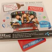 Billigt SIM Kort i Thailand