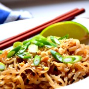 Pad thai, traditionel thailandsk mad
